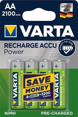Akku-Batterien AA