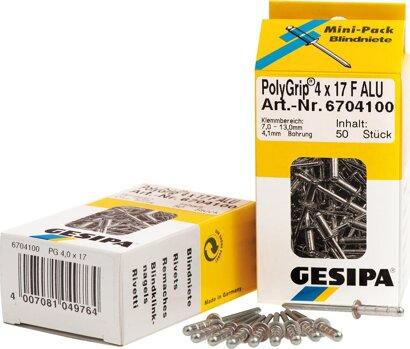 Blindniet Mini Pack PolyGrip® Standard