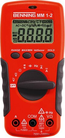 Digital-Multimeter MM 1-2