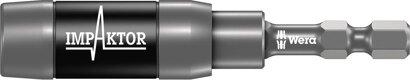 "Bithalter Impaktor mit 1/4"" 6-kant-Schaft mit Ringmagnet"