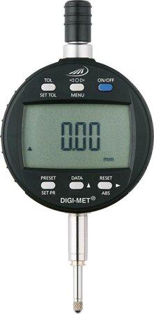Digitale Messuhr für statische Messung Ablesung 0,01 mm