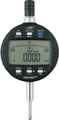 Digitale Messuhr mit dynamischer Messung