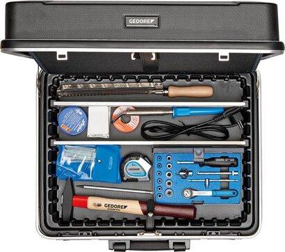 Elektriker-Werkzeugsortiment 90-teilig