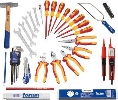 Elektriker-Werkzeugsortiment 37-teilig
