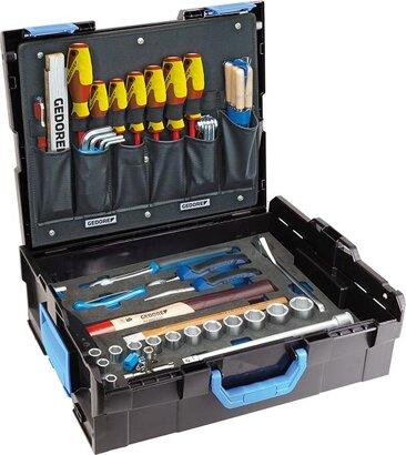 Handwerker-Werkzeugsortiment 58-teilig