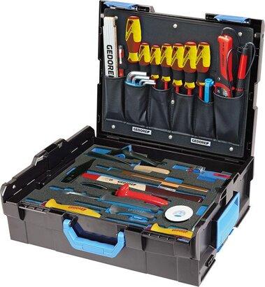 Elektriker-Werkzeugsortiment 36-teilig