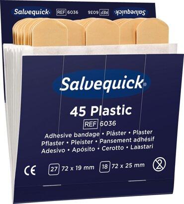 Salvequick Pflaster-Strips
