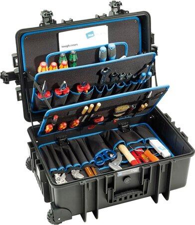Werkzeugkoffer B&W JUMBO 6700