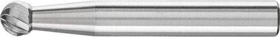HM-Frässtift Kugelform KUD Zahnung 3