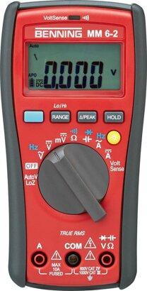 Digital-Multimeter MM 6-2