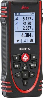 Laserentfernungsmesser DISTO X3