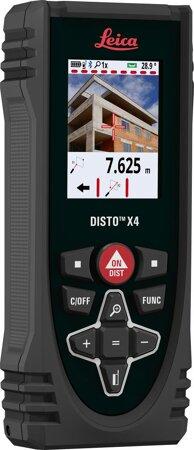 Laserentfernungsmesser DISTO X4