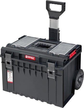 Werkzeugbox mit Rollen