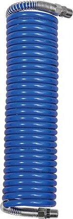 Polyamid-Spiralschlauch mit drehbarer Verschraubung