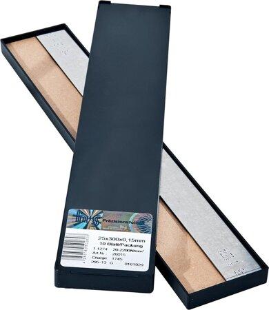 Metallfolien-Sortiment Plattenware