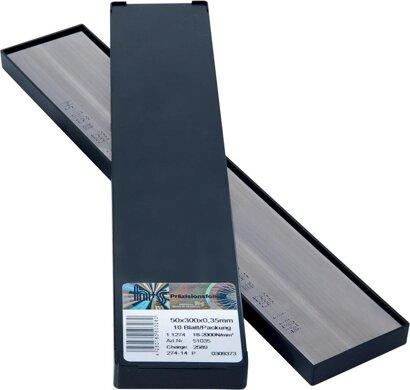 Metallfolie rostfreier Stahl Plattenware
