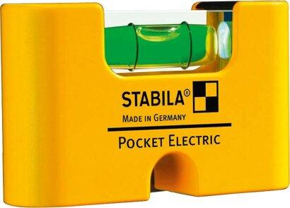 Mini-Wasserwaage Pocket Electric