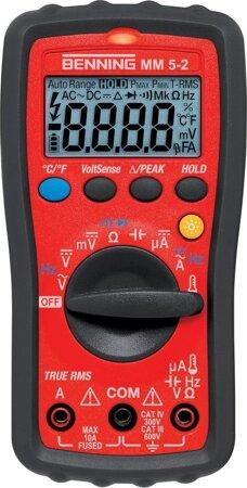 Digital-Multimeter MM 5-2