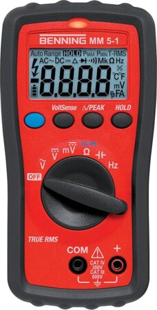 Digital-Multimeter MM 5-1