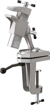 Dreh-Wendespanner zum Anklemmen an Werkbänke