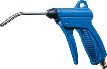 Ausblaspistole Kunststoff dosierbar mit Verlängerungsrohr