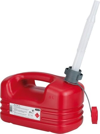 Kunststoff-Kraftstoffkanister