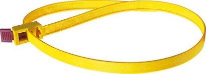 Kabelbinder lösbar aus Polyamid