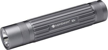 Taschenlampe Q3r, mit Akku