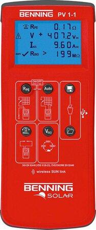 Photovoltaik-Installationstester PV 1-1