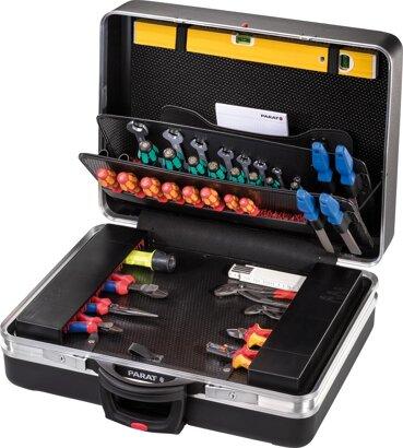 Werkzeugkoffer CLASSIC mit Rollen 54 l Volumen CP-7