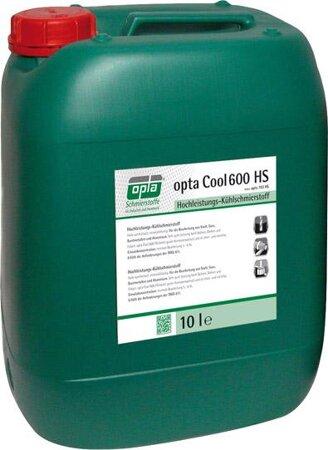 Hochleistungs-Kühlschmierstoff opta Cool 600 HS