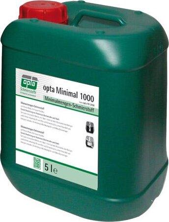 Minimalmengen-Schmierstoff opta Minimal 1000