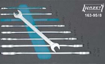 Werkzeugmodul Doppel-Maulschlüssel