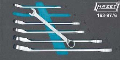 Werkzeugmodul Maulschlüssel mit Ringratsche