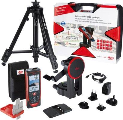 Laserentfernungsmesser DISTO S910-Set