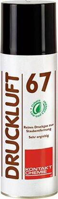 Druckgasspray DRUCKLUFT 67