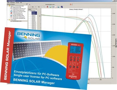 Software SOLAR Manager