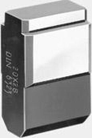 Loser Nutenstein DIN 6323 22-28 mm