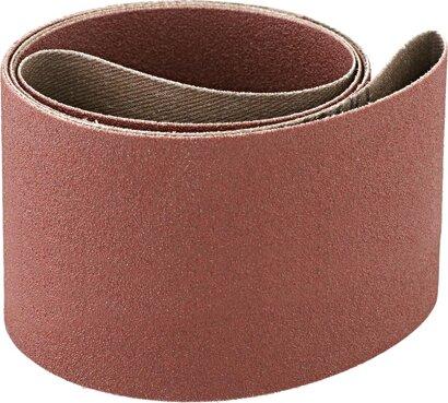 Schleifband Korund Papierunterlage für die Metallbearbeitung