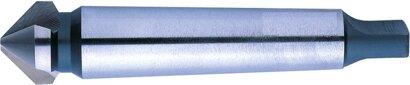 Kegel- und Entgratsenker DIN 335 D HSS 90° Morsekegelschaft