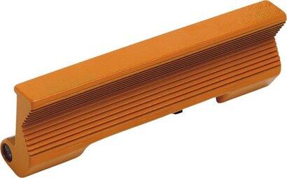 Rohrspannbacke für Parallelschraubstock Matador
