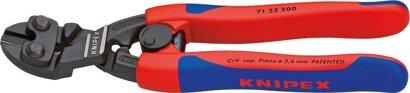 Kompakt-Bolzenschneider CoBolt® Öffnungsfeder Kopf 20° gew.