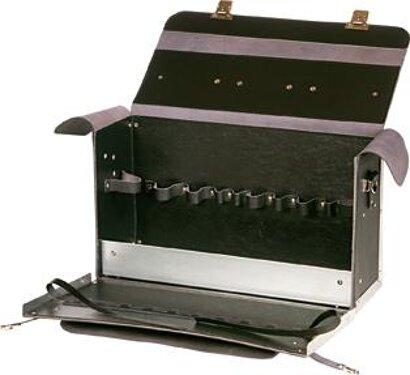 Leder-Tasche 420 x 150 x 250 mm