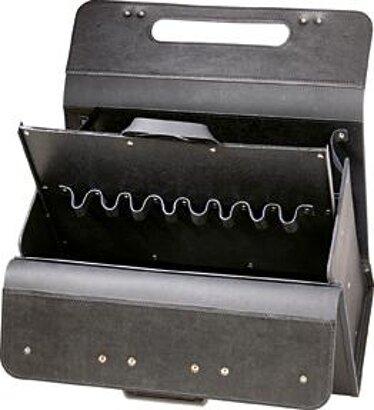 Leder-Tasche 410 x 190 x 310 mm