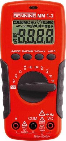 Digital-Multimeter MM 1-3