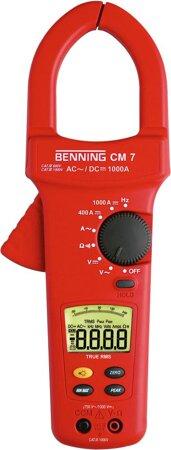 Digital-Stromzangen-Multimeter CM 7