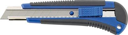 Cuttermesser mit Griff aus Kunststoff