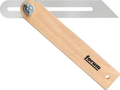 Tischlerschmiege mit Zunge aus Stahl