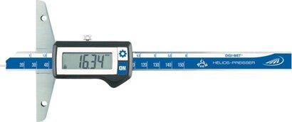 Digitaler Tiefenmessschieber DIGI-MET® IP 67 mit Messstift