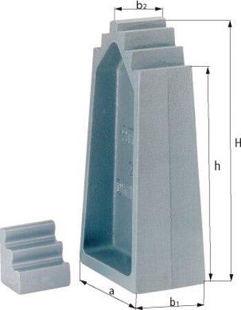 Treppenbock DIN 6318